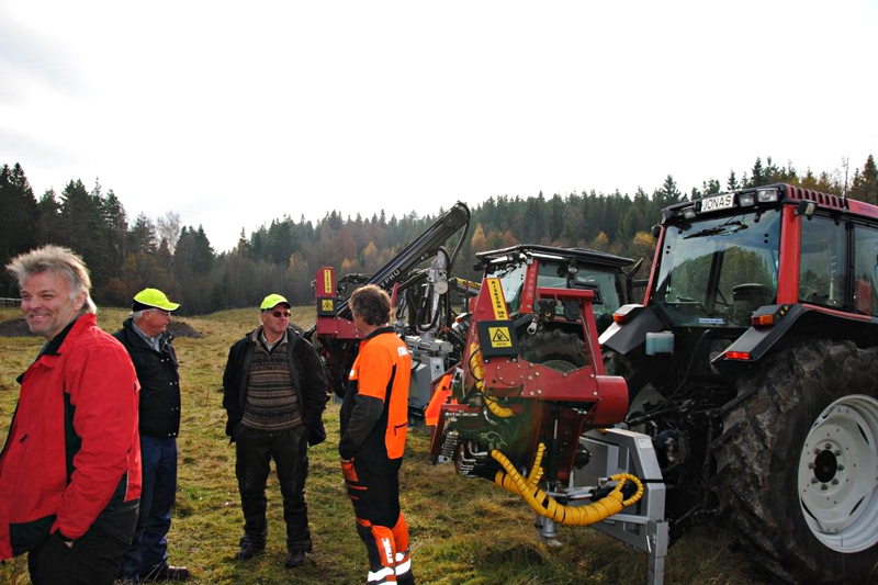HYPRO demonstration in Ucklum, Sweden, 2010