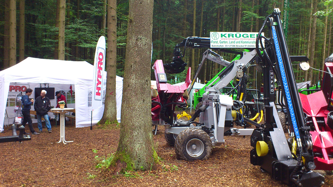 HYPRO attending KWF-Expo in Germany 2012