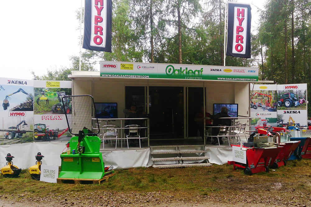 HYPRO attending the APF-fair in England 2014