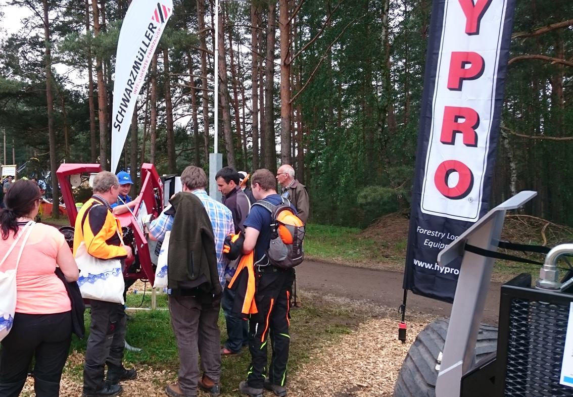 HYPRO attending KWF in Germany 2016