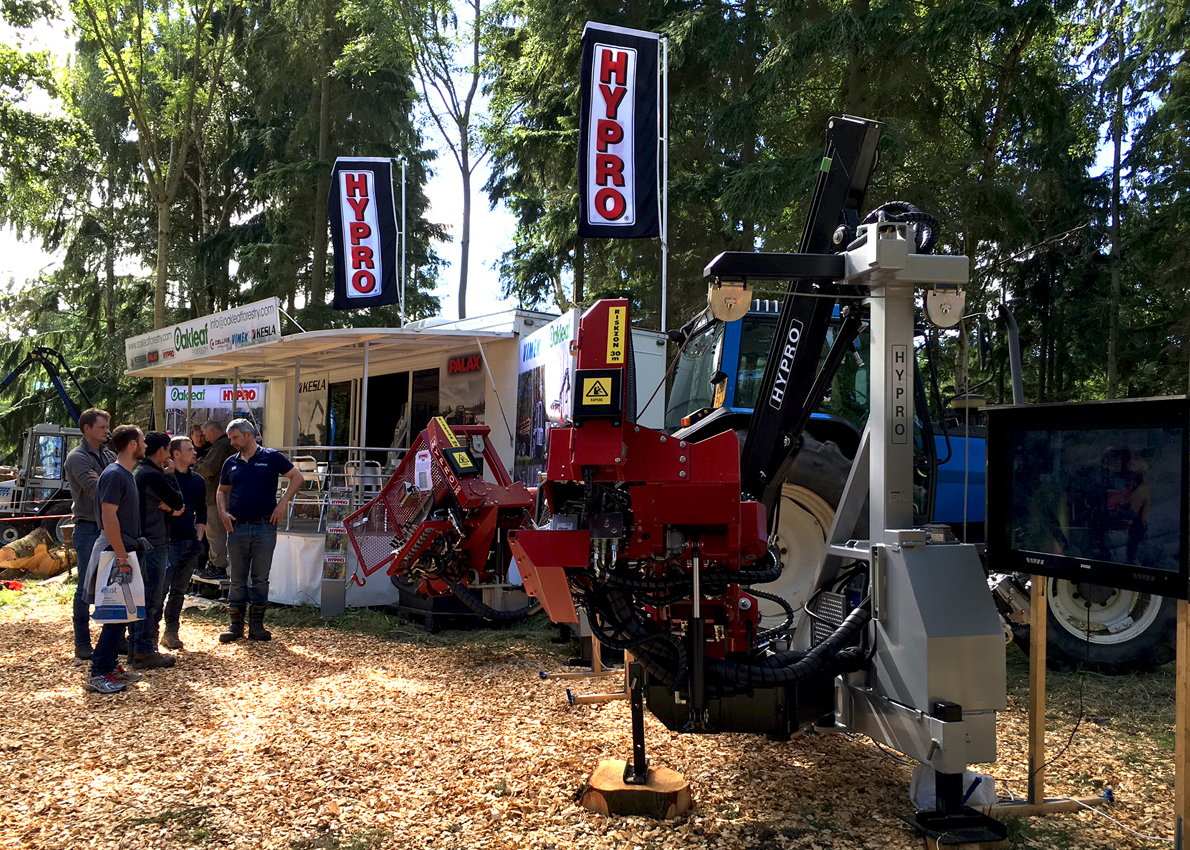 HYPRO attending APF in the UK 2016